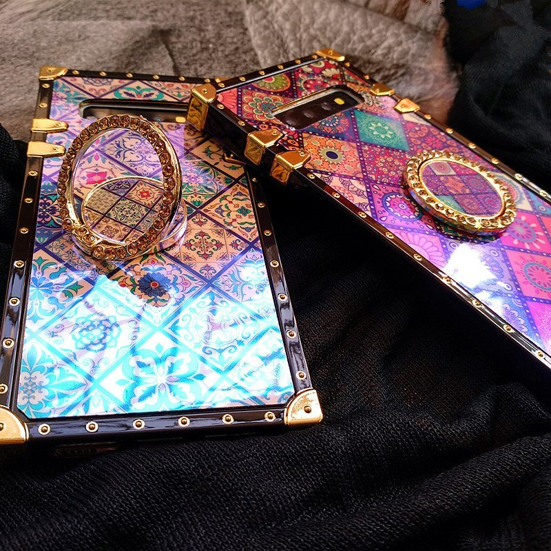 fancy square phone case samsung wholesale