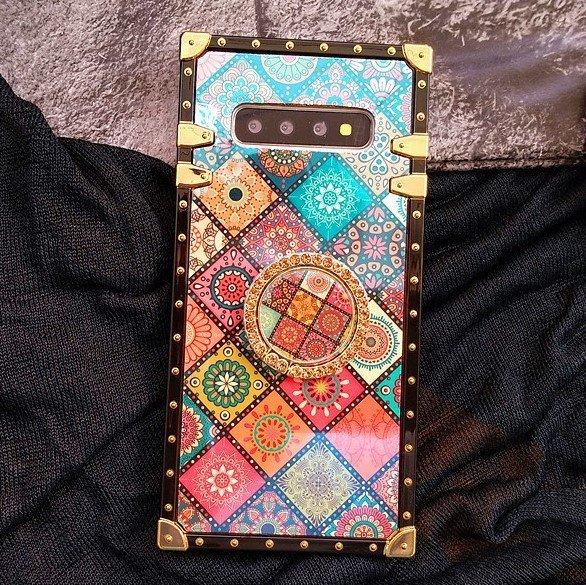 fashion phone case-square - samsung