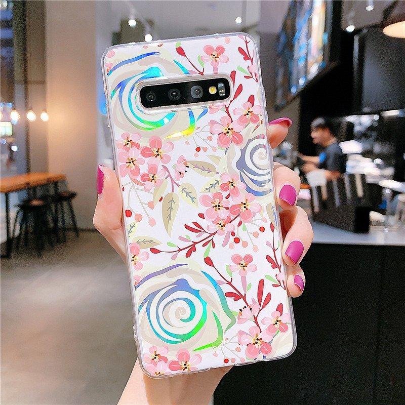 cherry floral samsung case - bulk sale- lovingcase