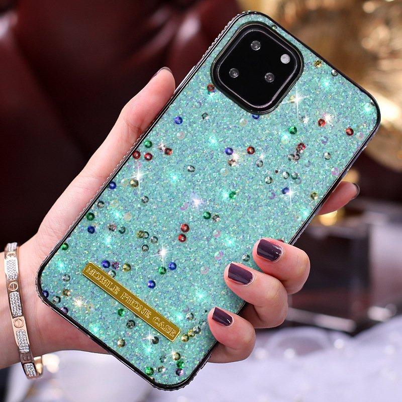 glitter blue iphone cases, bulk sale, lovingcase
