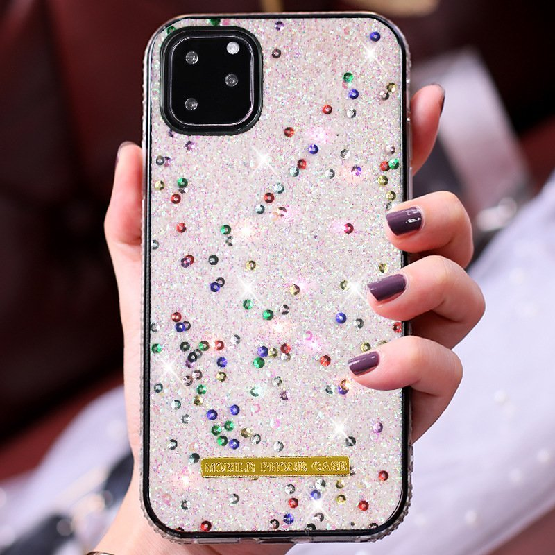 pink glitter iphone 11 case, wholesaler, lovingcase
