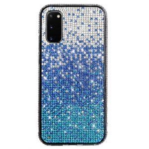 glitter gradient rhinestone case for samsung galaxy and note, wholesale- lovingcase
