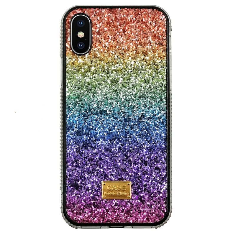 glittering iphone case wholesale supply