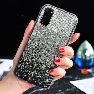 glitter rhinestone samsung cases fashion, wholesale, bulk sale