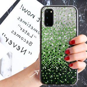 glitter rhinestone samsung note / galaxy case, wholesaler, lovingcase