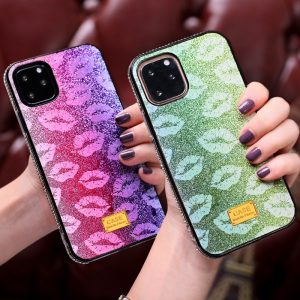 wholesale supply glittering iphone 11 case