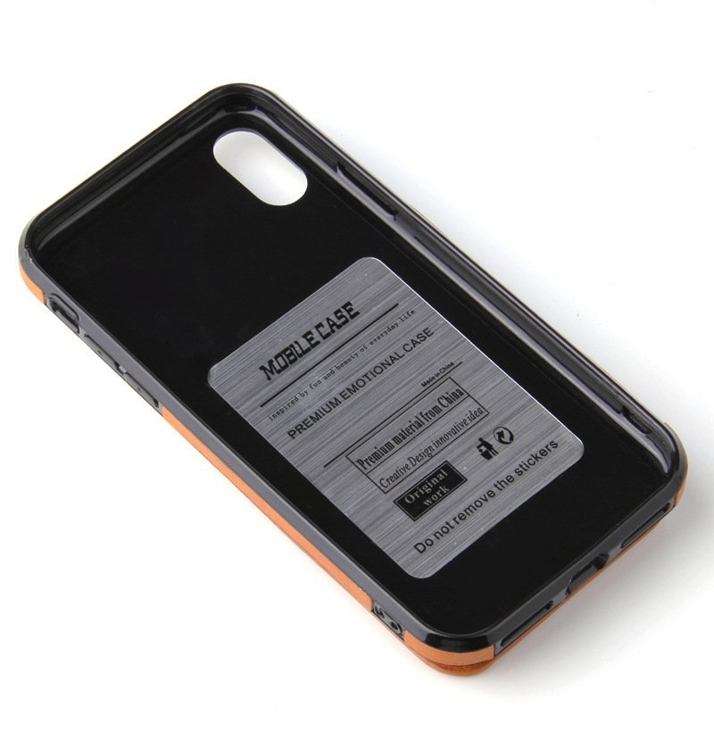 wholesale leather wallet iphone cases \ custom