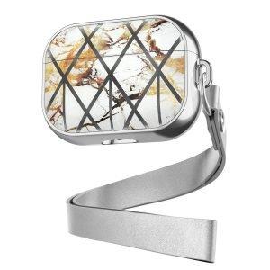 luxury airpods pro marble case, lovingcase wholesale & custom