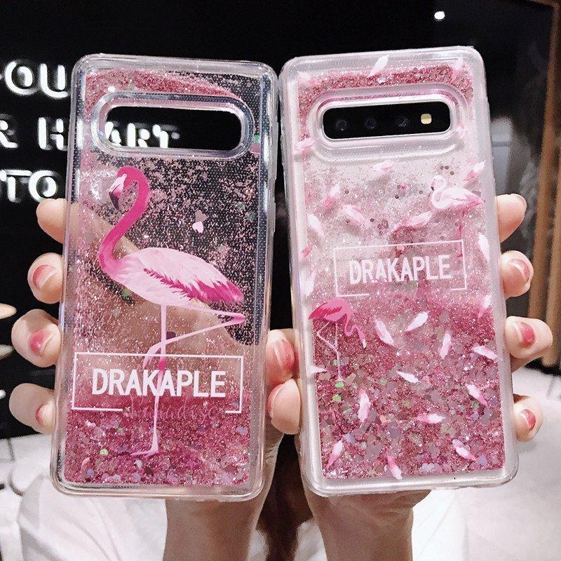 phone case samsung, pink flamingo, wholesale