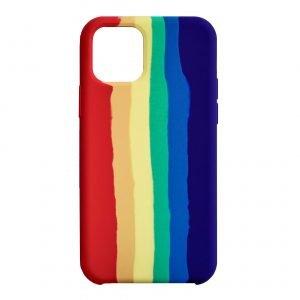 rainbow iphone case- silicone- bulk sale