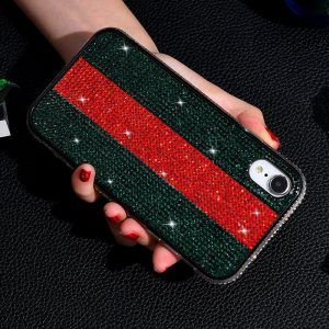 fashion trendy iphone glittering cases
