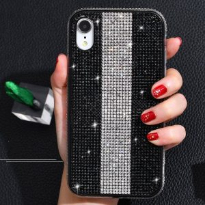 fashion glittering iphone cases for women