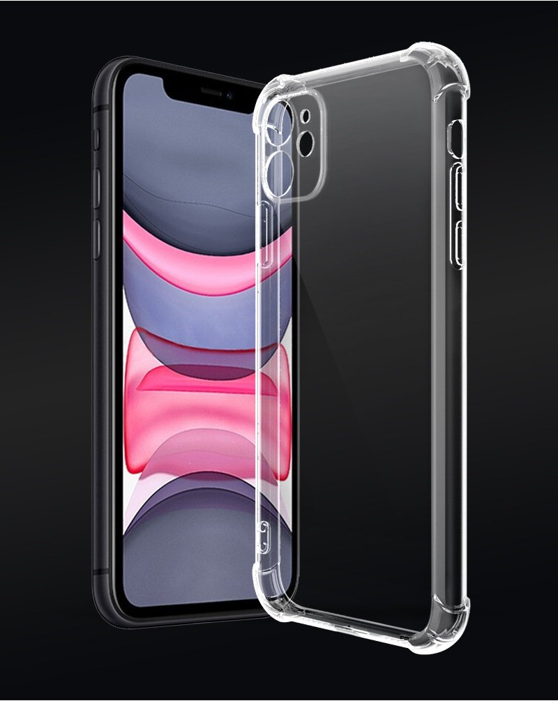 ultra impact crystal clear iphone case wholesale