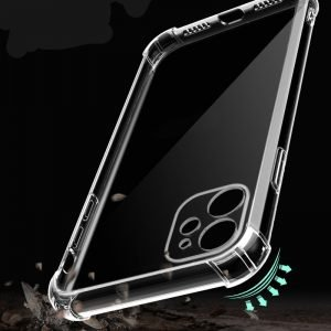 high quality crystal clear iphone 11 case, lovingcase