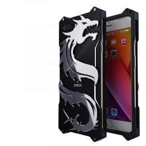 heavy metal style- aluminum alloy iphone case wholesale