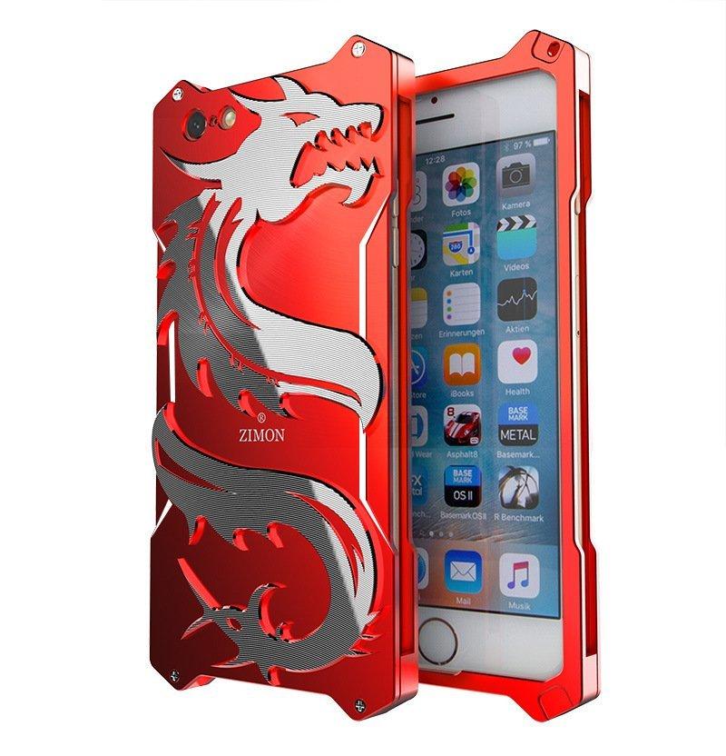 heavy metal style iphone case - lovingcase-