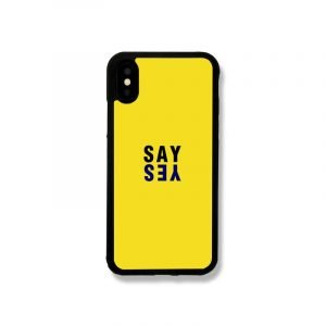 fun statement iphone cases - say yes, lovingcase