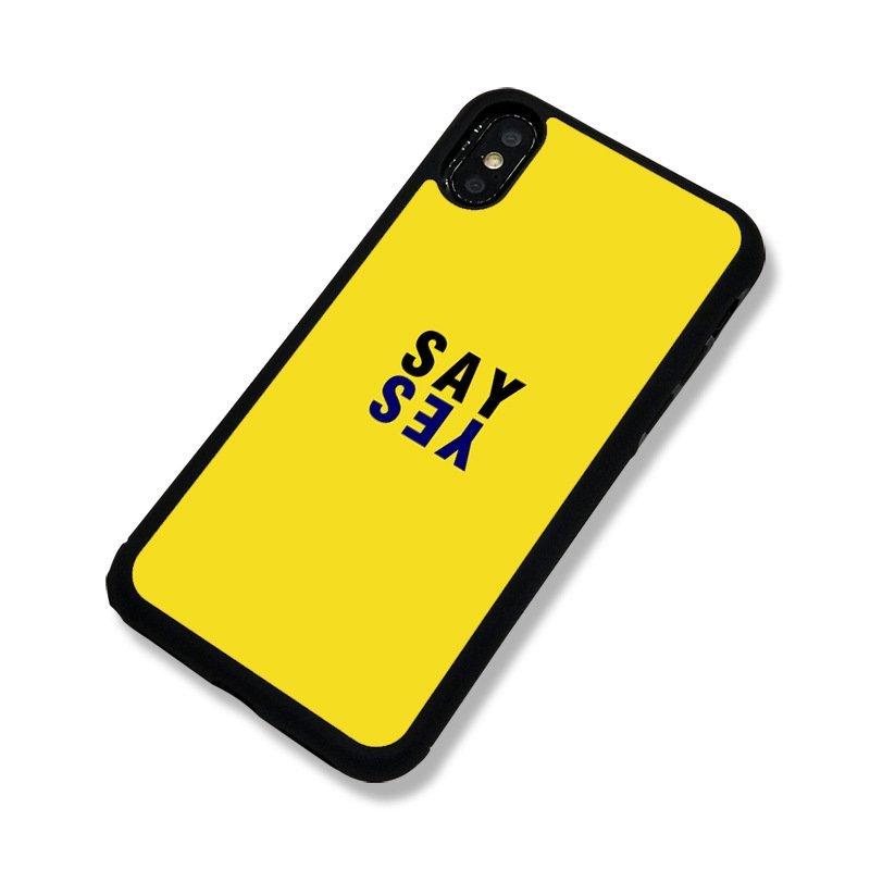say yes statement phone cases, lovingcase