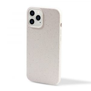 creamy biodegradable iphone 12 cases, biodegradable
