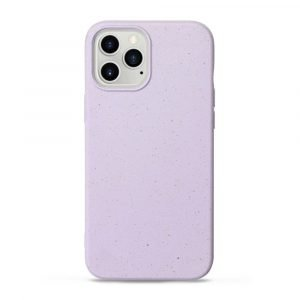 purple compostable iphone 12 / pro / max case