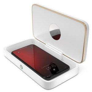 uv mobile phone sanitizing box, wholesale, bulk
