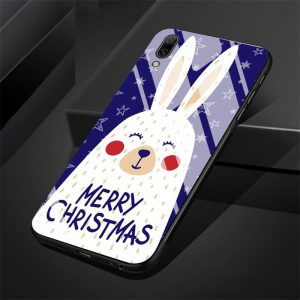 cute rabbit merry christmas iphone cases wholesale