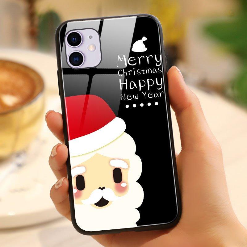 black santa claus iphone cases wholesale, lovingcase
