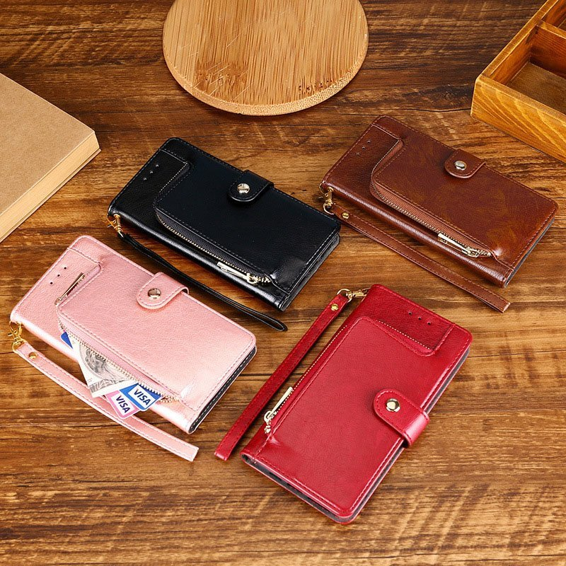 leather pouch wallet iphone case, lovingcase