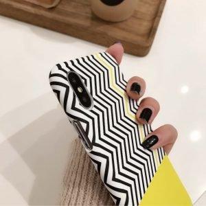 stripes iphone 11 pro max cases wholesale vendor- lovingcase