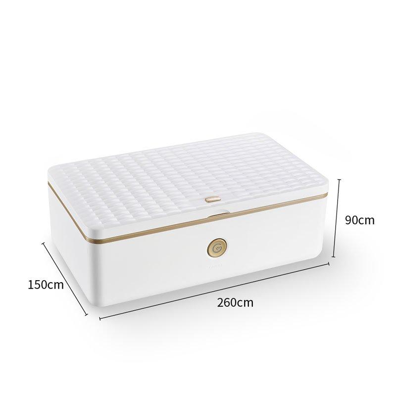 large premium uv ozone sterilizer box for mobile, tablet,