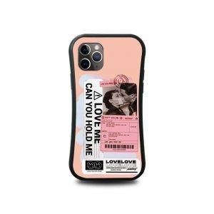 slim waist phone covers - sublimation - pink - vendor lovingcase UK
