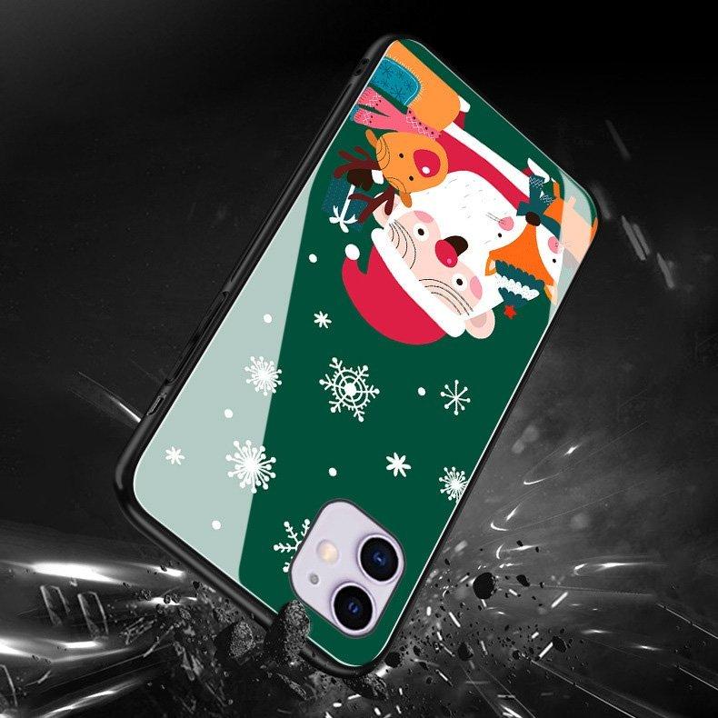 wholesale custom christmas iphone cases