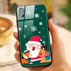 custom santa claus iphone cases, wholesale