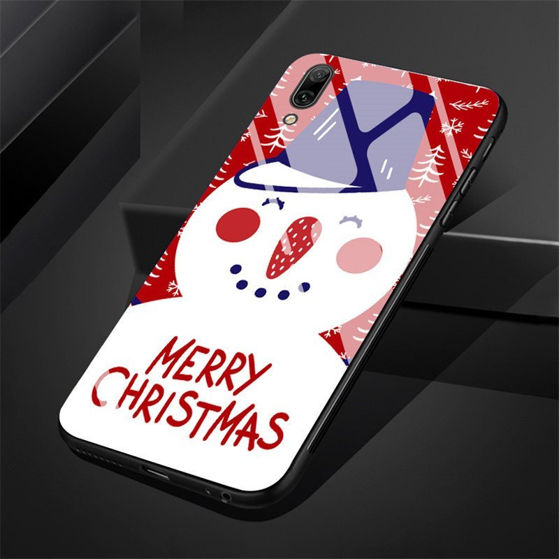 wholesale and custom iphone cases for christmas - snowman