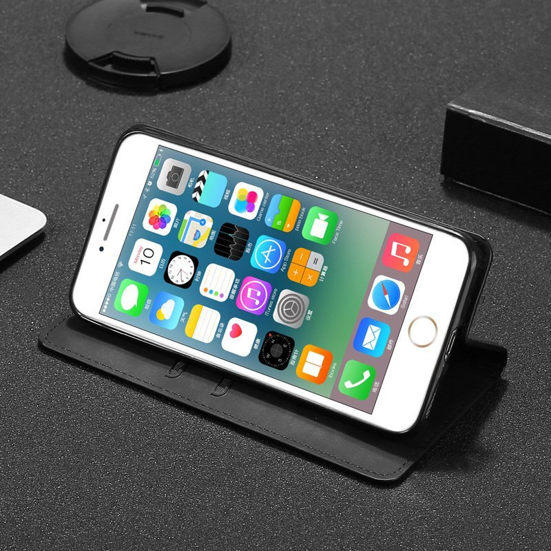 wallet folio case for iphone, phone stand case, wholesale lovingcase