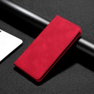 red folio case for iphone 11 , 12, wholesale lovingcase