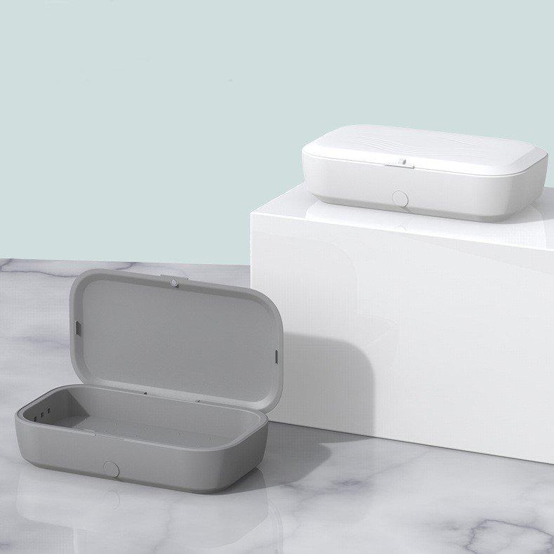 uv sanitizer box wholesale with wireless charging, LOVINGCASE