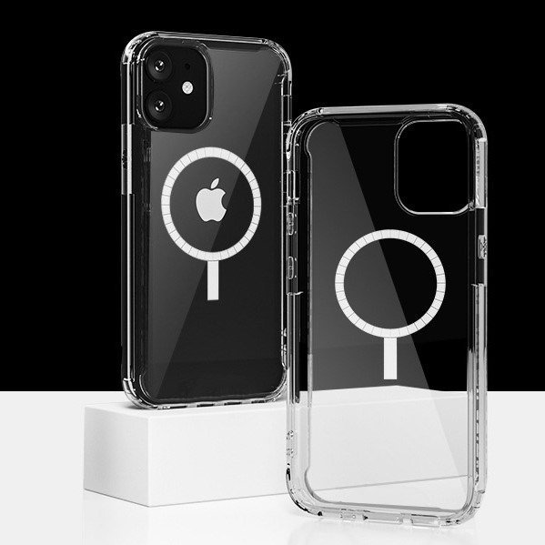 magsafe clear iphone 12 case wholesale