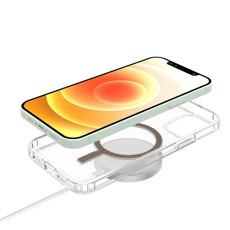 magnetic clear iphone 12 cases wholesale manufacturer