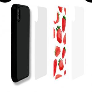 strawberry iphone cases wholesale & custom,