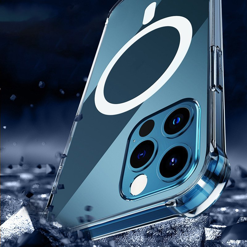 ultra impact clear iphone cases 12, lovingcase wholesale, with magnet