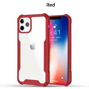 armor acrylic clear iphone cases bulk wholesale, lovingcase red