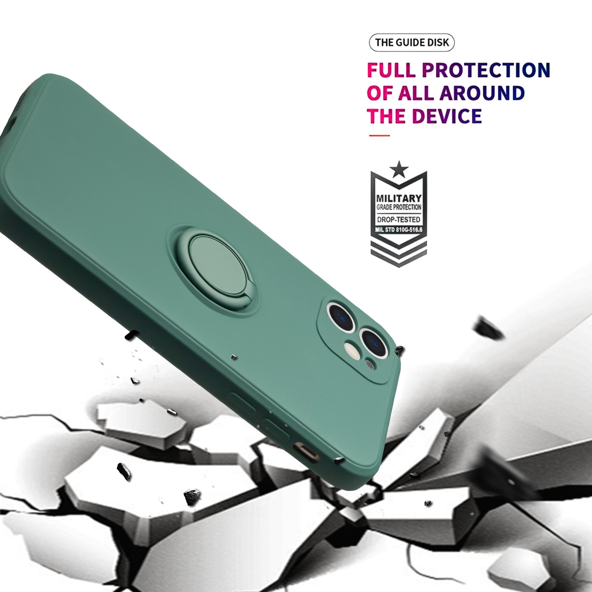 silicone iphone cases wholesale supplier, mount ring holder