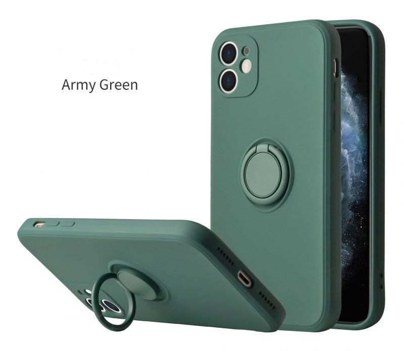 green silicone mobile phone case wholesale supplier, lovingcase
