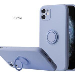light purple liquid silicone iphone case wholesale supplier, lovingcase