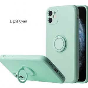 cyan silicone cell phone, iphone cases, wholesale bulk sell