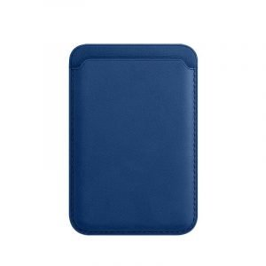 magnetic card holder for cell phone, iphone wholesale custom navy