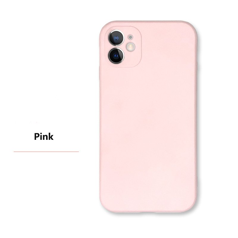pink faux silicone iphone cover, wholesale custom, lovingcase