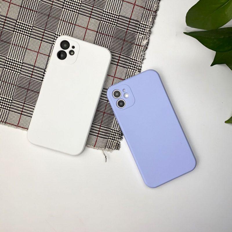 iphone covers in faux silicone, matt tpu, lovingcase wholesale