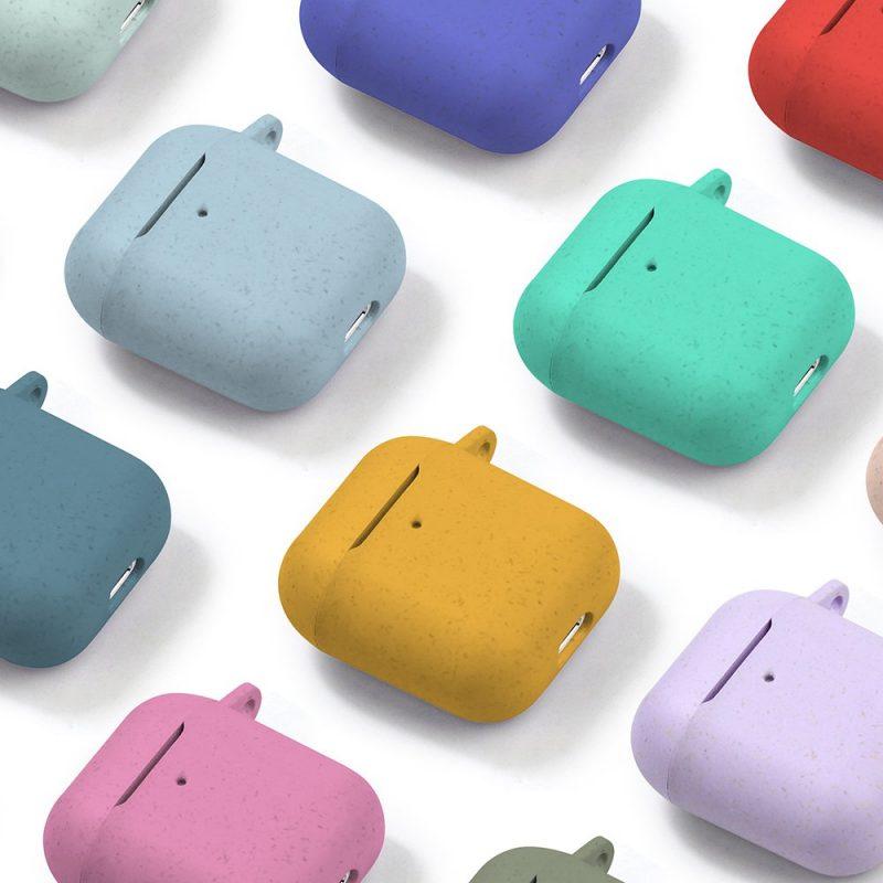 100% compostable airpods cases wholesale bulk, lovingcase